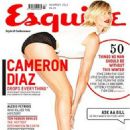 Cameron Diaz: November 2012 issue of British Esquire magazine