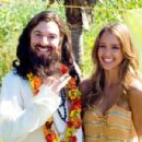 Mike Myers as Pitka and Jessica Alba as Jane Bullard in Paramount Pictures' The Love Guru. Photography by: George Kraychyk. Copyright © 2007 Paramount Pictures. All rights reserved.