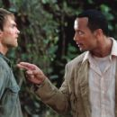 Seann William Scott and Dwayne Johnson in The Rundown