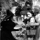 a scene from MGM' family/fantasy, The Wizard of Oz, starring Judy Garland and directed by Victor Fleming.