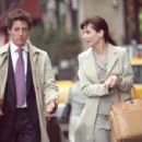 Hugh Grant and Sandra Bullock in Warner Brothers' Two Weeks Notice - 2002