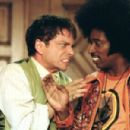 Chris Kattan and Eddie Griffin in Universal's Undercover Brother - 2002