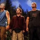 Matthew Lillard, Seth Green and Dax Shepard in Without a Paddle - 2004