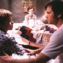 Jeremy Sumpter, Matthew O'Leary and Bill Paxton in Lions Gate's Frailty - 2002