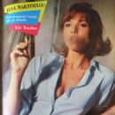 Elsa Martinelli - Cine Tele Revue Magazine Pictorial [France] (11 April 1963) - 454 x 610
