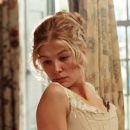 Rosamund Pike as Jane Bennet in Universal's drama movie Pride and Prejudice.