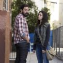 Emmy Rossum and Steve Kazee