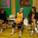 Ross Brockley as Micky Sorvino, Clint Howard as Gene Jensen and Andrew Wilson as Dennis Buckstead in Halestorm Entertainment's Church Ball - 2006