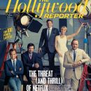 Will Arnett, Jason Bateman, Ted Sarandos, Robin Wright, Kevin Spacey - The Hollywood Reporter Magazine Cover [United States] (31 May 2013)