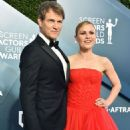 Stephen Moyer and Anna Paquin – 2020 Screen Actors Guild Awards in Los Angeles