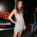 "Mini Anden - L.A Premiere of ""Mechanic"" - 25/01/11"