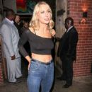 Nikki Glaser – Outside the Abbey Nightclub in West Hollywood - 454 x 636