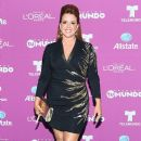 Maria Celeste Arraras- 'Premios Tu Mundo' Awards 2015 - 390 x 600