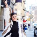 Victoria Justice – Photoshoot in New York, February 2019