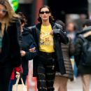 Bella Hadid – Out for a stroll in SoHo, New York City