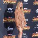 Gwyneth Paltrow – 'Avengers: Infinity War' Premiere in Los Angeles - 454 x 628