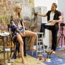 Caroline Trentini, Anna Ewers, Charlie Hunnam - Vogue Magazine Pictorial [United States] (December 2014)