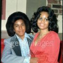 Jermaine Jackson and Hazel Gordy - 402 x 594