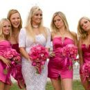 (center) Alexa Havins as Bride in Fox 2000 Pictures' 27 Dresses.