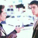Paulo Costanzo and Josh Hartnett in Miramax's 40 Days and 40 Nights - 2002