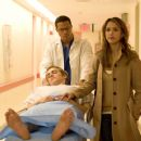 Terrence Howard, Hayden Christensen and Jessica Alba in Weinstein Company, Awake - 2006. Directed by Joby Harold