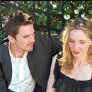 Ethan Hawke and Julie Delpy in Before Sunset - 2004