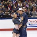 Amy Poehler as Fairchild and Will Arnett as Stranz in Blades of Glory - 2007