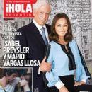 Isabel Preysler - Hola! Magazine Cover [Argentina] (9 February 2016)