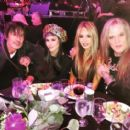 Tommy Lee and Brittany Furland with Sebastian Bach and Suzanne Le - 454 x 401