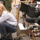 Director Joey Lauren Adams behind the set of Come Early Morning - 2006