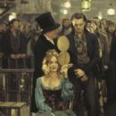 Cameron Diaz and Leonardo DiCaprio in Miramax's Gangs of New York - 2002