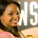 Kyla Pratt plays Heather a super sweet dog-lover who befriends Andi, Bruce and Friday at the neighborhood pet store.