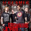 Drowning Pool - Screamer Magazine Cover [United States] (January 2016)