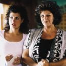 Nia Vardalos and Lainie Kazan in IFC's My Big Fat Greek Wedding - 2002