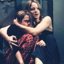 Kristen Stewart and Jodie Foster in Columbia's Panic Room - 2002