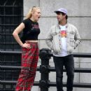 Sophie Turner and Joe Jonas – Out for a stroll in New York