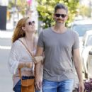Amy Adams out and about in Beverly Hills - 454 x 556