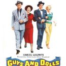 Guys And Dolls Original 1950 Broadway Cast Music and Lyrics By Frank Loesser - 454 x 663