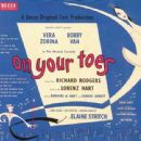 On Your Toes Music and Lyrics By Richard Rodgers and Lorenz Hart - 454 x 442