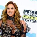 Lucero- Telemundo's Latin American Music Awards Press Conference with Lucero - 454 x 302