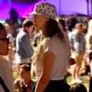 Behati Prinsloo – 2018 Coachella Festival in Indio