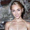 AnnaSophia Robb - Marchesa Fashion Show at New York Fashion Week 9/16/2015