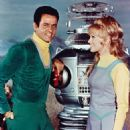 Marta Kristen and Mark Goddard