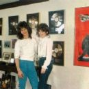 Valerie Bertinelli and Eddie Van Halen - 454 x 294