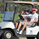 Harry Styles and Niall Horan Goes Golfing (June 8)