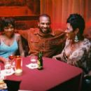 Wendy Raquel Robinson (left), Mike Epps (center) and Sommore (right) star in Sanaa Hamri's SOMETHING NEW, a Focus Features release. Photo by Sidney Baldwin. - 454 x 306
