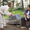 """""""Strange Wilderness"""" TV show host Peter Gaulke (Steve Zahn, left) is having some problems with his lazy gopher Cooker (Jonah Hill, right) in """"Strange Wilderness."""" Photo Credit: Darren Michaels. © 2007 by Paramount Pictures. All Rig"""