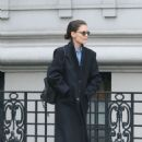 Katie Holmes – Looks casual while out for a walk in New York City