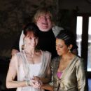 Alexandra Paul, Bruce Vilanch and Cynda Williams as Leslie, Daniel and Lisa in TRU LOVED. - 454 x 678
