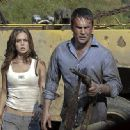 Eliza Dushku and Desmond Harrington in 20th Century Fox's Wrong Turn - 2003